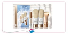 Sensai Silky Bronze Cream for face Set