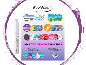 RAPIDLASH ENHANCING SERUM - Pestañas infinitas, sin efectos secundarios